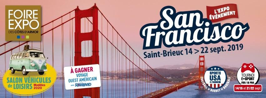 FOIRE EXPO DU 14 AU 22 SEPTEMBRE – SAINT-BRIEUC