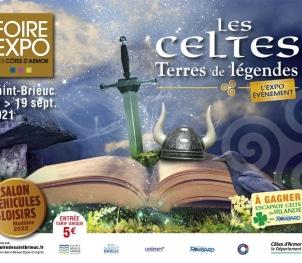 Affiche Foire Exposition de Saint-Brieuc 2021