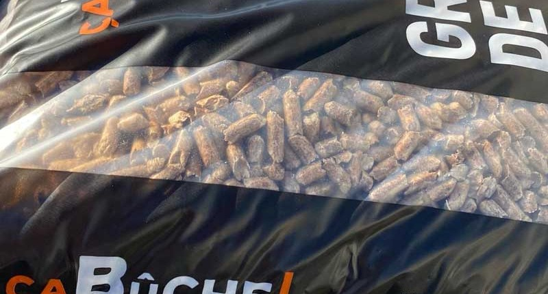 granulés de bois 100% bretons